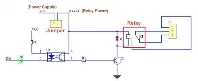 Характеристики реле arduino: