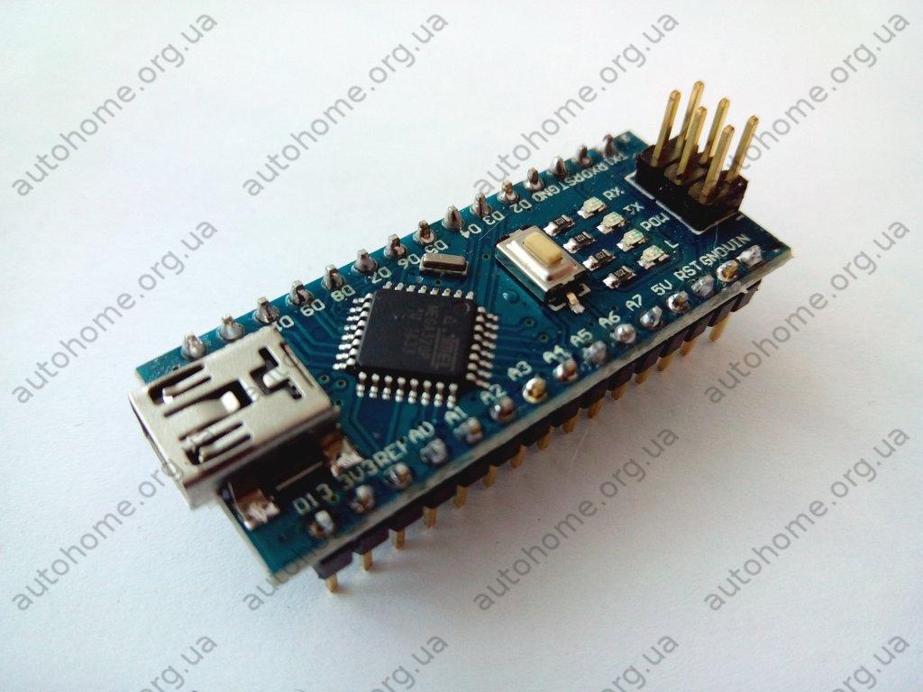 Arduino Nano R3 Atmega 328 With Ch340g Ch340