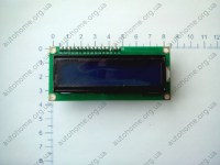 LCD1602-I2C-front