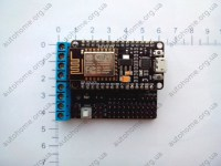 WIFI-development-board-ESP-12E-extend-board-front2