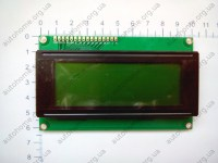 yellow-green-LCD2004-display-front