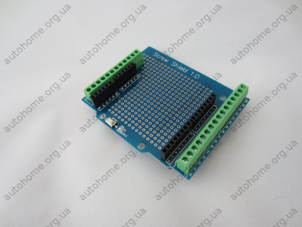Screw shield arduino